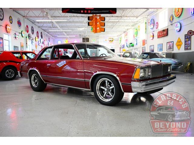 1980 Chevrolet Malibu (CC-1521133) for sale in Wayne, Michigan