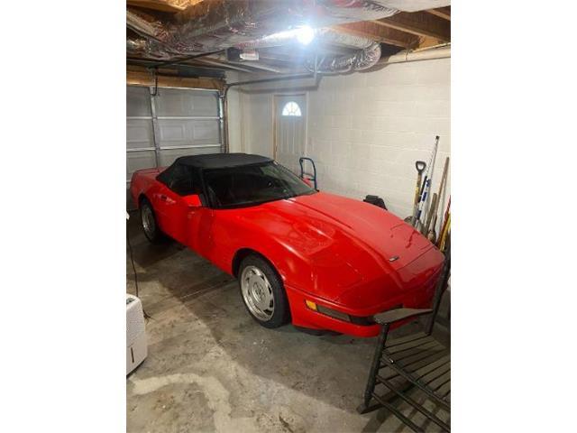 1994 Chevrolet Corvette (CC-1521134) for sale in Cadillac, Michigan