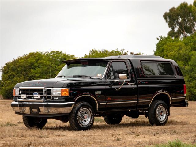 1990 Ford F150 (CC-1521147) for sale in Marina Del Rey, California