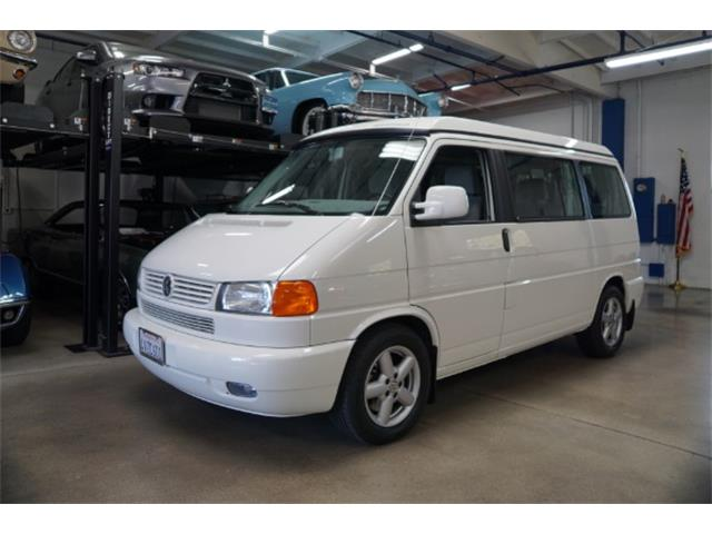 2002 Volkswagen Westfalia Camper (CC-1521148) for sale in Torrance, California
