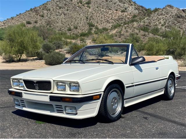1990 Maserati Biturbo (CC-1521154) for sale in Phoenix, Arizona