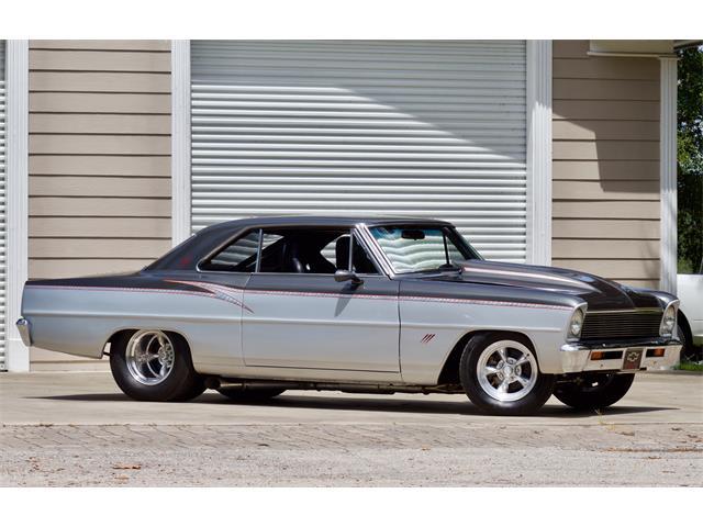 1966 Chevrolet Nova SS (CC-1521157) for sale in Eustis, Florida