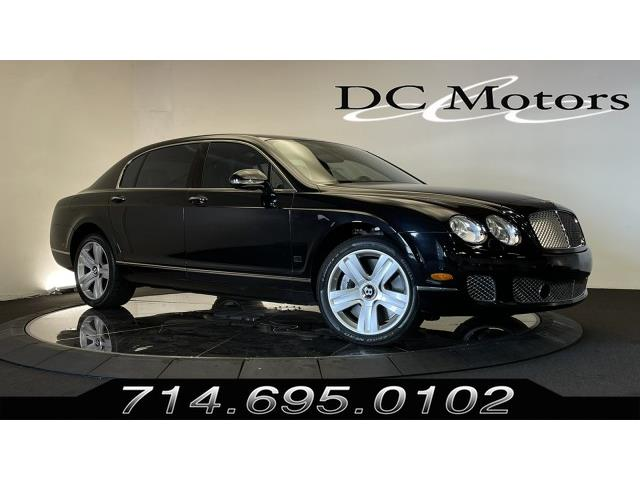 2012 Bentley Continental Flying Spur (CC-1521161) for sale in Anaheim, California