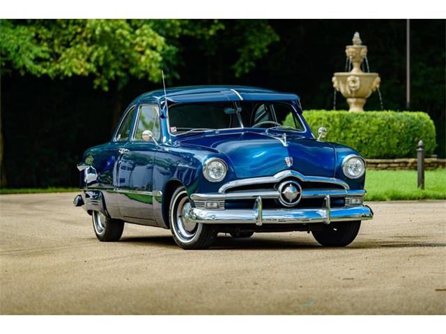 1950 Ford Club Coupe (CC-1521172) for sale in Collierville, Tennessee
