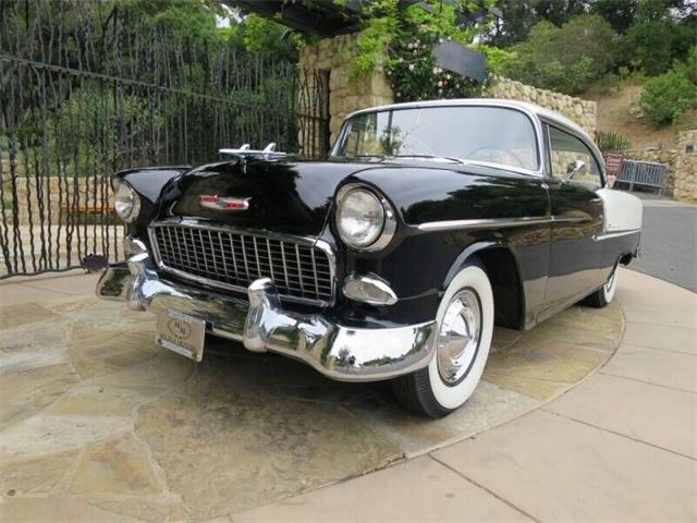 1955 Chevrolet Bel Air (CC-1521173) for sale in Santa Barbara, California