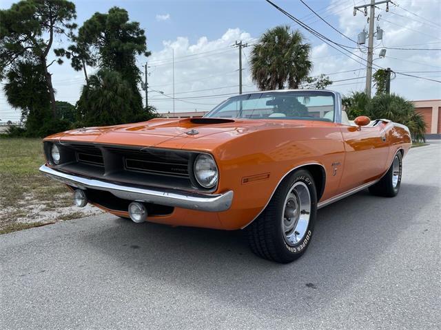1970 Plymouth Cuda (CC-1521176) for sale in Pompano Beach, Florida