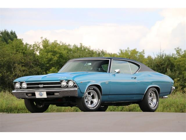 1969 Chevrolet Chevelle (CC-1521179) for sale in Stratford, Wisconsin