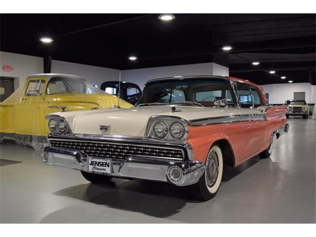 1959 Ford Galaxie (CC-1521180) for sale in Sioux City, Iowa