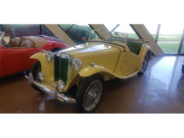 1949 MG TD (CC-1521186) for sale in St Louis, Missouri