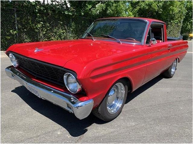 1964 Ford Ranchero (CC-1521188) for sale in Roseville, California