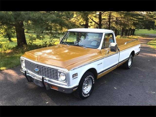 1972 Chevrolet C/K 10 (CC-1521207) for sale in Harpers Ferry, West Virginia