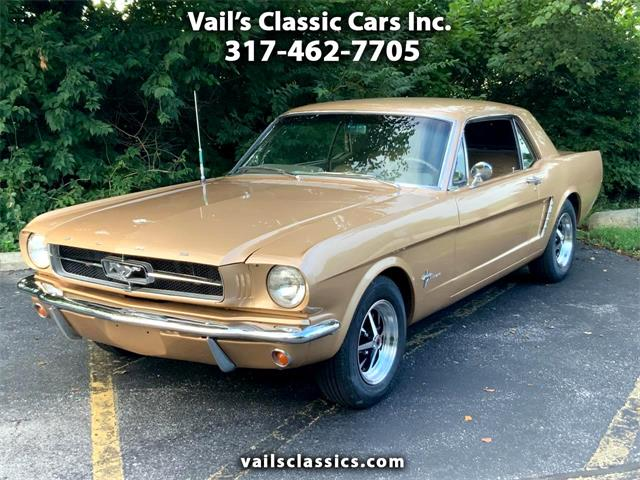 1965 Ford Mustang (CC-1521218) for sale in Greenfield, Indiana