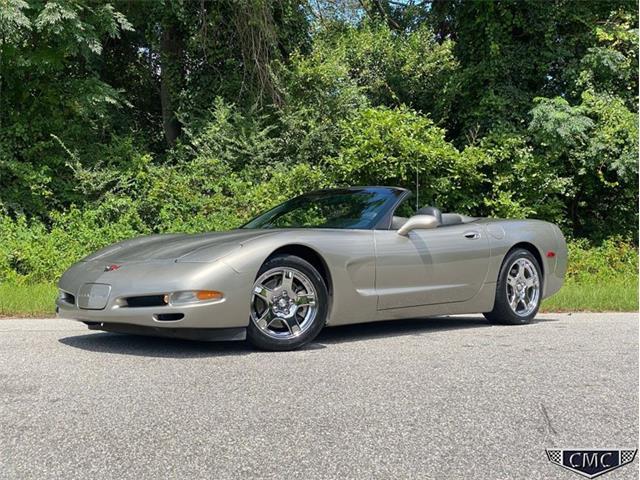 1998 Chevrolet Corvette (CC-1521221) for sale in Benson, North Carolina