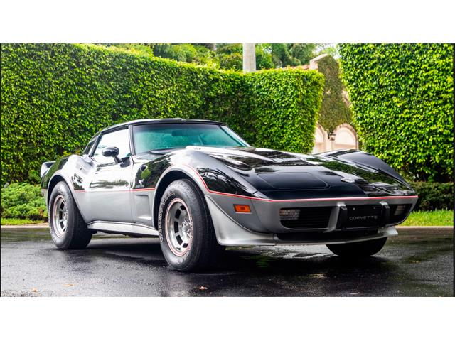 1978 Chevrolet Corvette (CC-1521227) for sale in Ridgeland, South Carolina