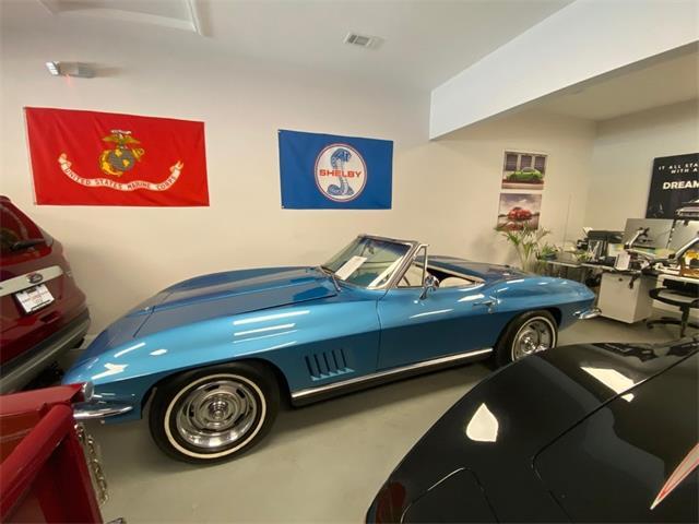 1967 Chevrolet Corvette (CC-1521230) for sale in Ridgeland, South Carolina
