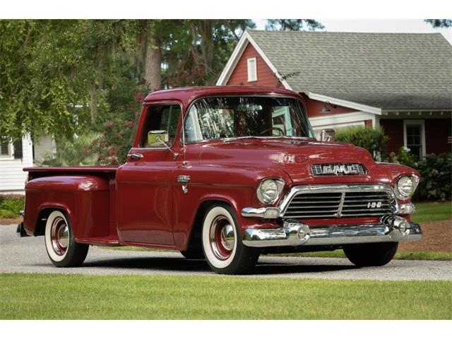 1957 GMC 100 (CC-1521239) for sale in Ridgeland, South Carolina