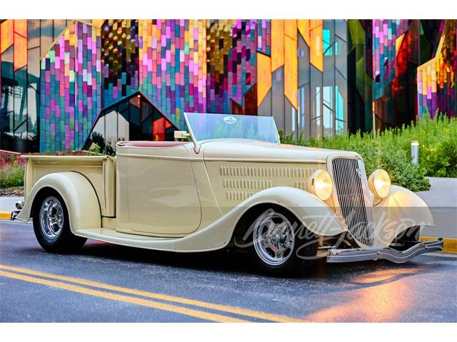 1934 Ford Ute (CC-1520124) for sale in Houston, Texas