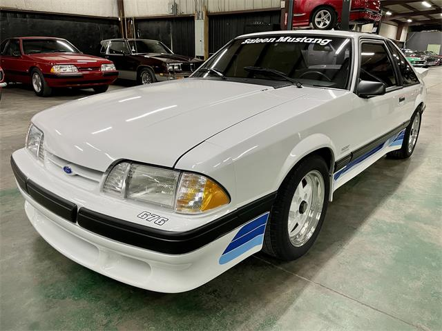 1988 Ford Mustang (Saleen) (CC-1521244) for sale in Sherman, Texas