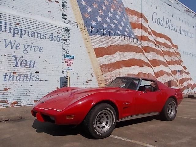 1976 Chevrolet Corvette (CC-1521245) for sale in Skiatook, Oklahoma