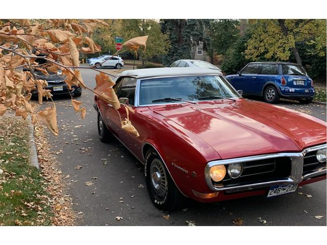 1968 Pontiac Firebird (CC-1521257) for sale in Denver, Colorado