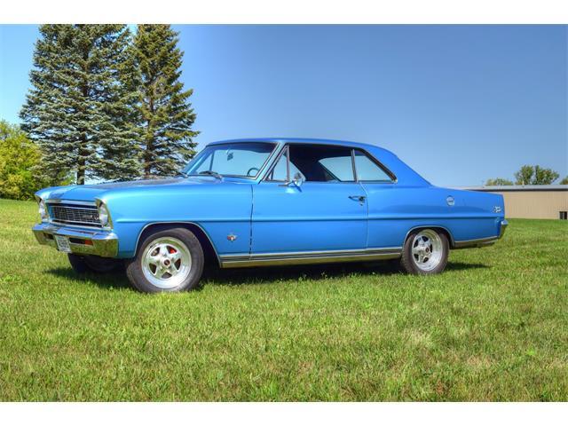 1966 Chevrolet Nova SS (CC-1521258) for sale in Watertown , Minnesota