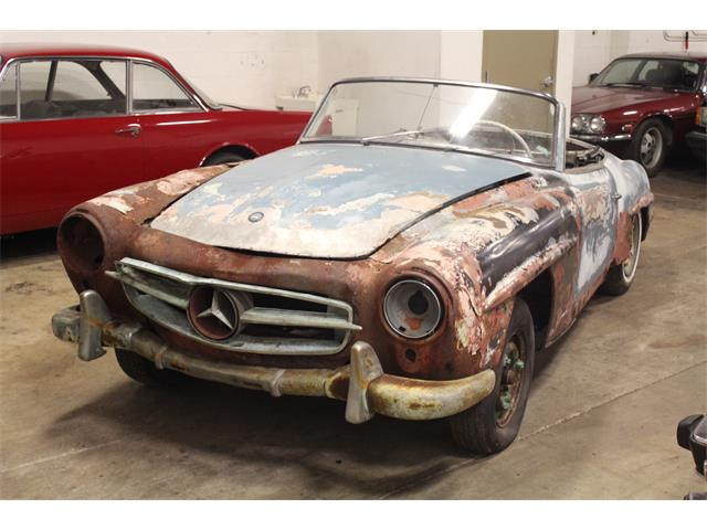 1957 Mercedes-Benz 190SL (CC-1521263) for sale in Cleveland, Ohio