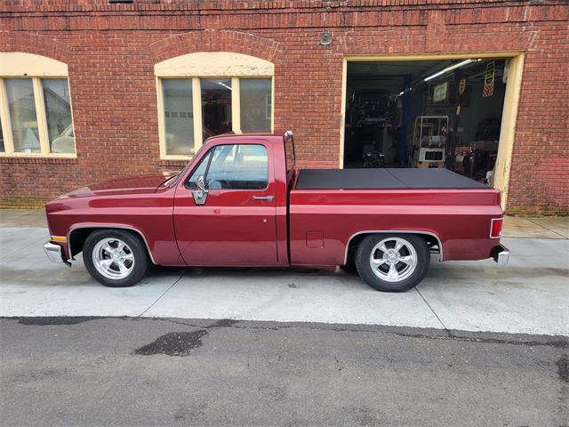 1982 Chevrolet 1/2-Ton Shortbox (CC-1521265) for sale in BENTON, Kansas