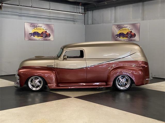 1954 Chevrolet Panel Truck (CC-1521285) for sale in Lillington, North Carolina
