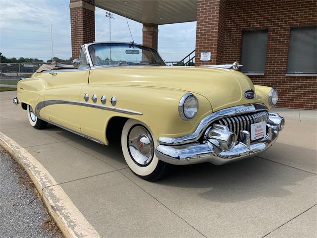 1952 Buick Roadmaster (CC-1521289) for sale in Davenport, Iowa