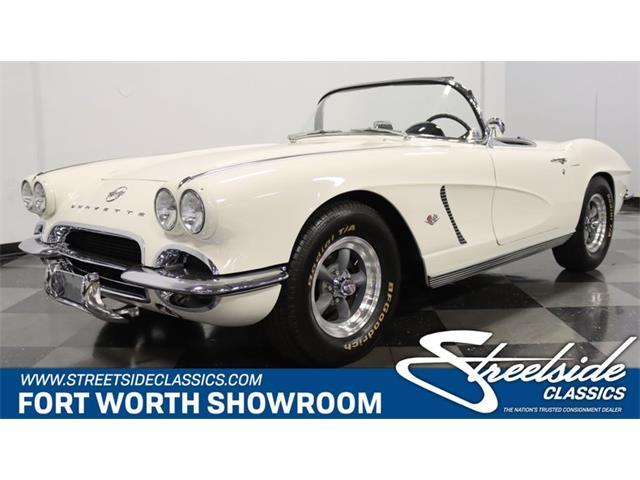1962 Chevrolet Corvette (CC-1521304) for sale in Ft Worth, Texas