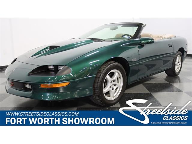 1996 Chevrolet Camaro (CC-1521308) for sale in Ft Worth, Texas