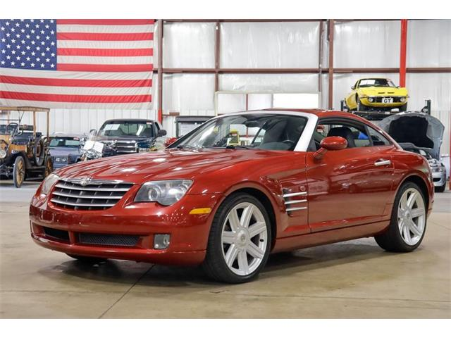 2005 Chrysler Crossfire (CC-1521309) for sale in Kentwood, Michigan