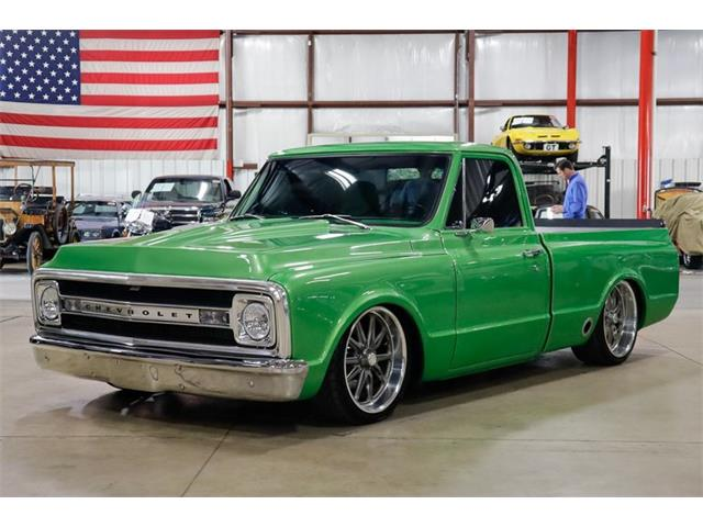 1969 Chevrolet C/K 10 (CC-1521310) for sale in Kentwood, Michigan