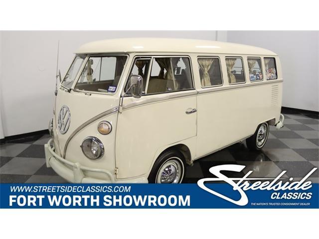 1966 Volkswagen Type 2 (CC-1521313) for sale in Ft Worth, Texas