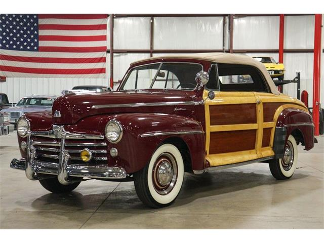 1947 Ford Super Deluxe (CC-1521314) for sale in Kentwood, Michigan