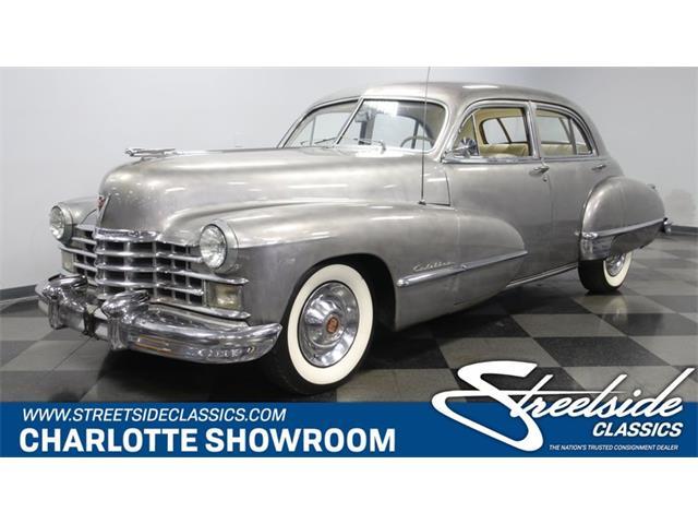 1947 Cadillac Series 62 (CC-1521315) for sale in Concord, North Carolina