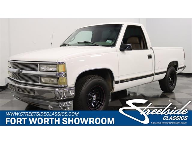 1997 Chevrolet C/K 1500 (CC-1521319) for sale in Ft Worth, Texas
