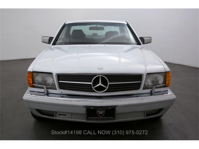 1989 Mercedes-Benz 560SEC (CC-1521339) for sale in Beverly Hills, California