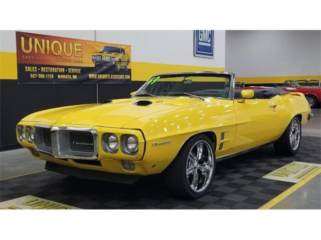 1969 Pontiac Firebird (CC-1521351) for sale in Mankato, Minnesota