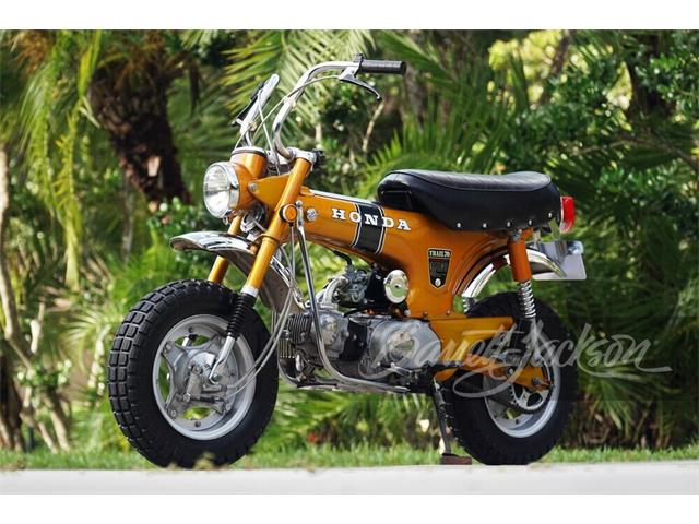 1969 Honda Motorcycle (CC-1521359) for sale in Houston, Texas