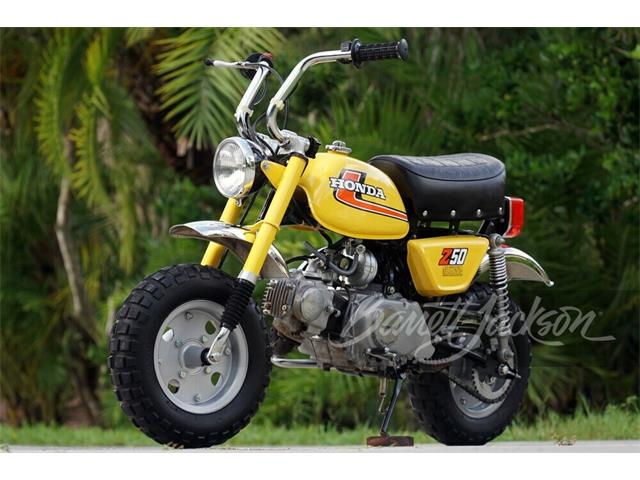 1976 Honda Motorcycle (CC-1521362) for sale in Houston, Texas