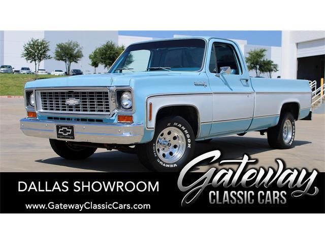 1974 Chevrolet C10 (CC-1521370) for sale in O'Fallon, Illinois