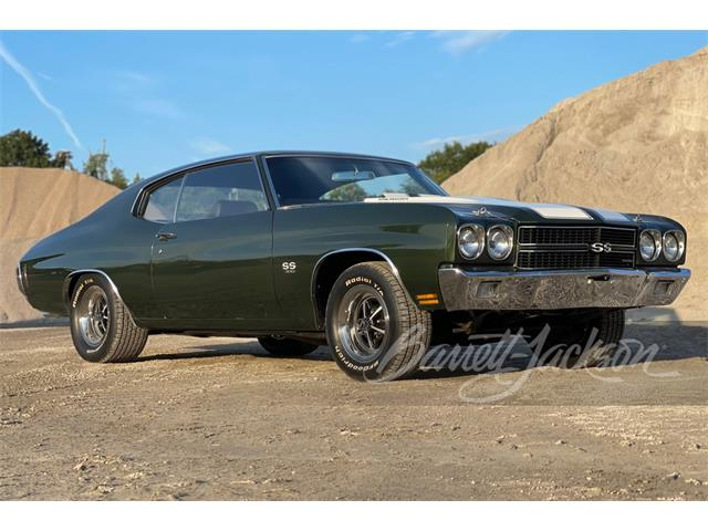 1970 Chevrolet Chevelle SS (CC-1521390) for sale in Houston, Texas