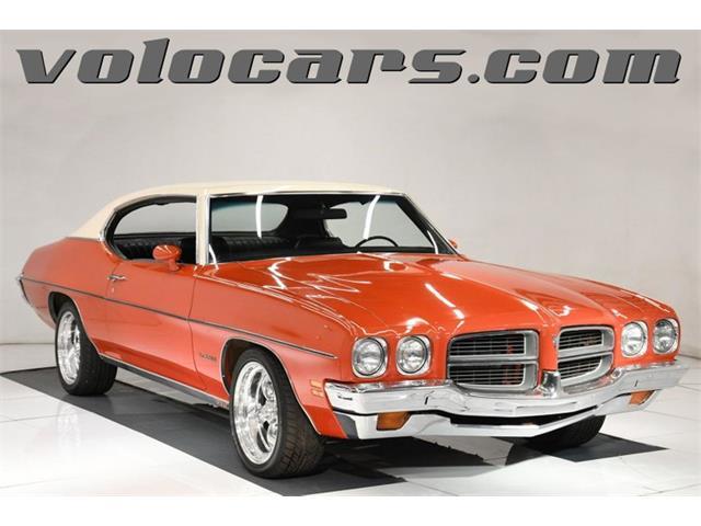 1972 Pontiac LeMans (CC-1521395) for sale in Volo, Illinois