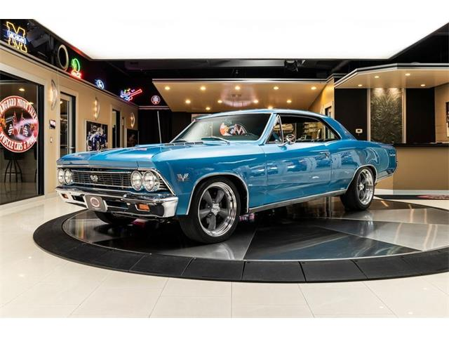 1966 Chevrolet Chevelle (CC-1521408) for sale in Plymouth, Michigan