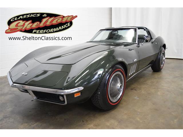 1969 Chevrolet Corvette (CC-1521415) for sale in Mooresville, North Carolina
