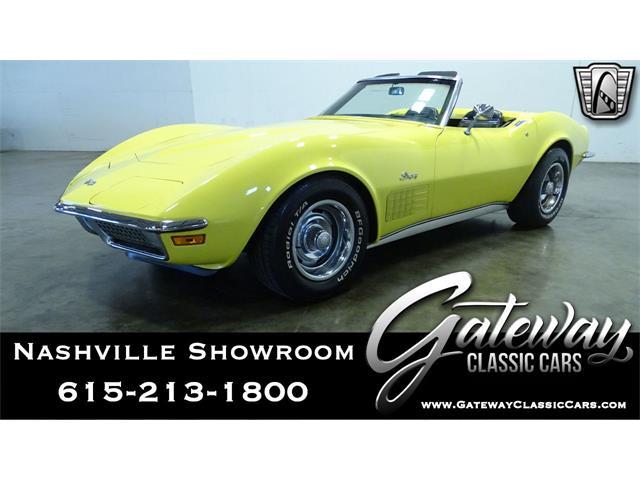 1970 Chevrolet Corvette (CC-1521421) for sale in O'Fallon, Illinois