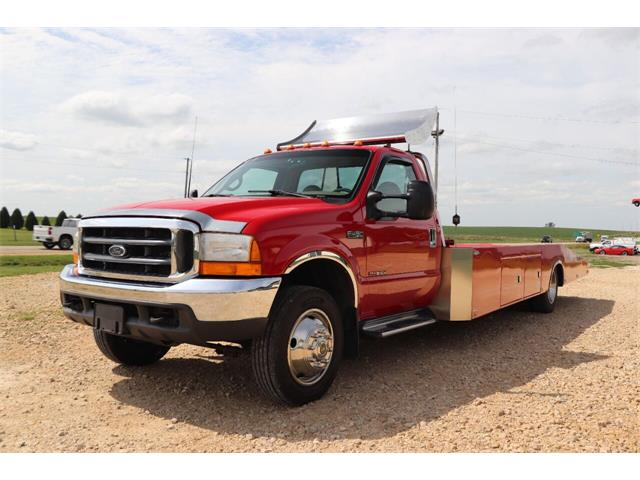 2000 Ford F450 (CC-1521422) for sale in Clarence, Iowa