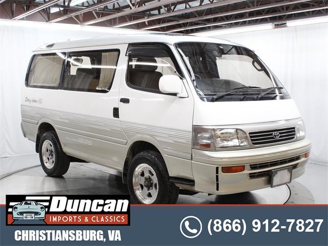 1995 Toyota Hiace (CC-1521425) for sale in Christiansburg, Virginia
