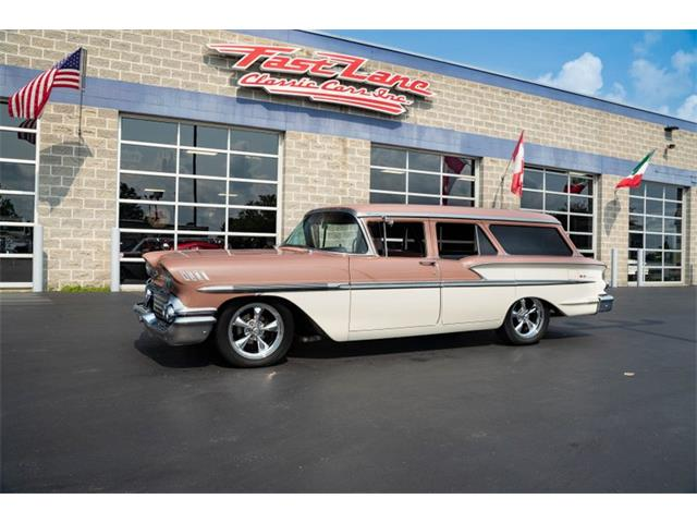 1958 Chevrolet Nomad (CC-1521428) for sale in St. Charles, Missouri